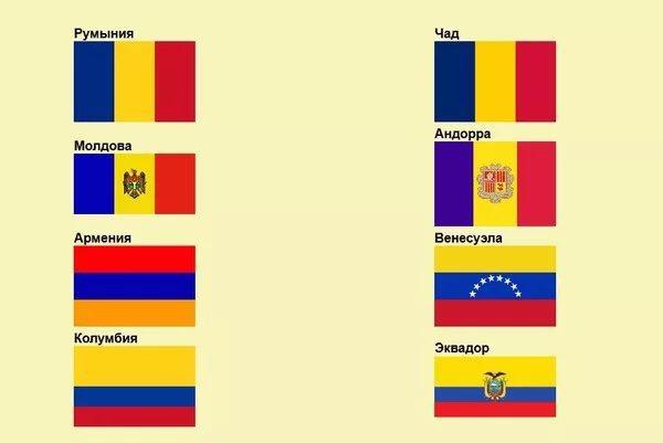 Флаг Чада